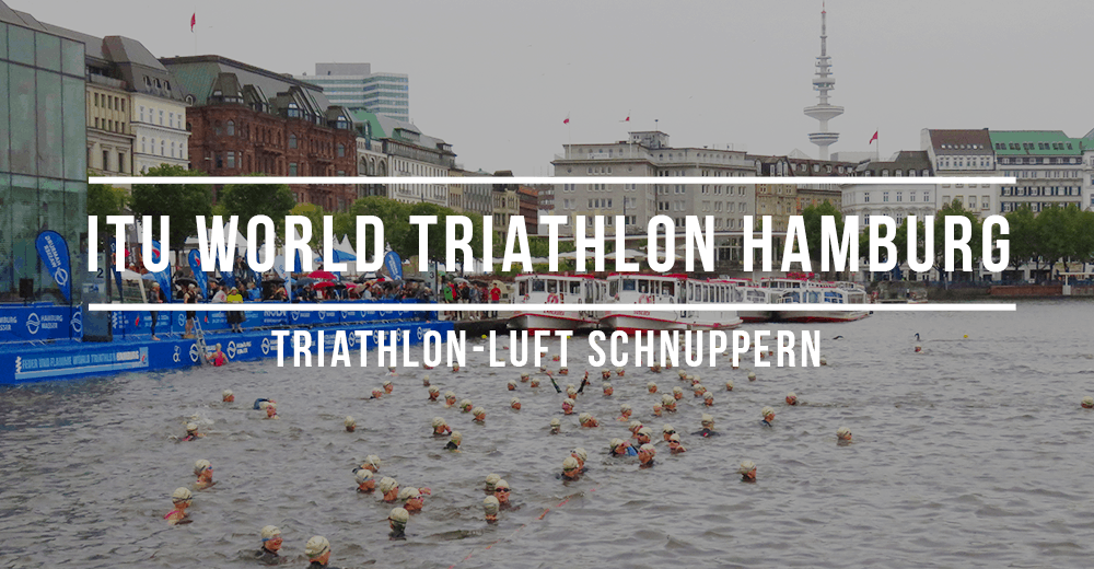 Feuer und Flamme World Triathlon Hamburg 2015