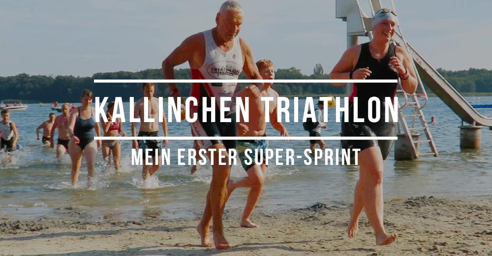 Kallinchen Triathlon Teaser