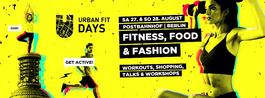 URBAN FIT DAYS Berlin 2016