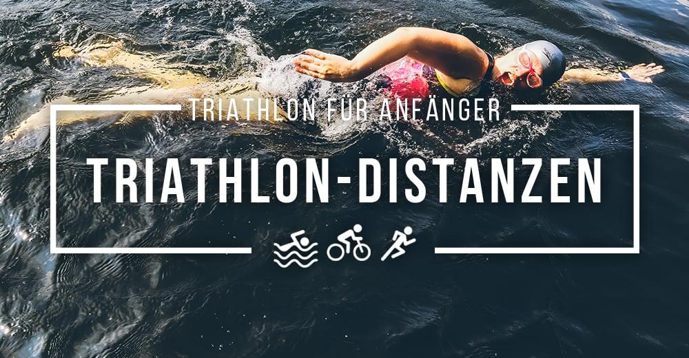 Triathlon Distanzen im Überblick