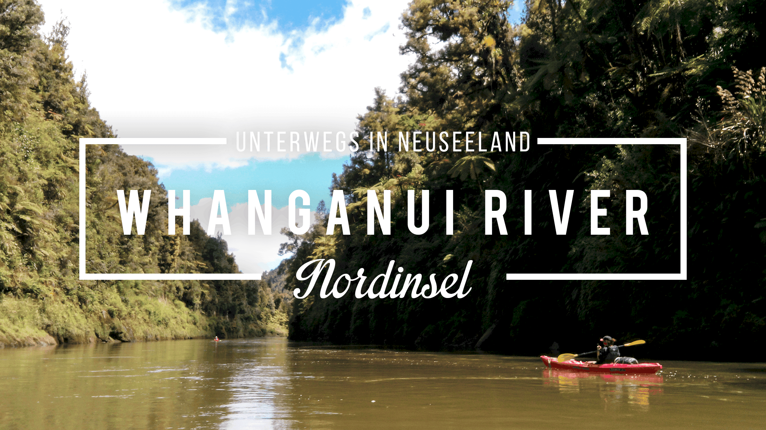 Great Walk: Whanganui River Journey