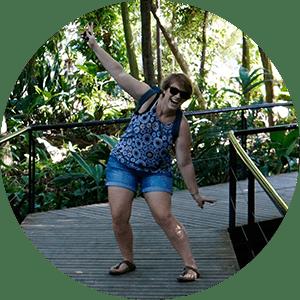 Mandy Jochmann: Autorin & Gründerin von Go Girl! Run! Blog übers Laufen & Reisen, Triathlon
