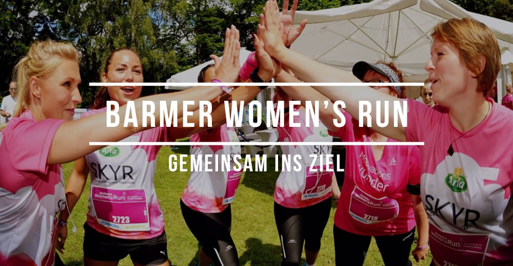 Rückblick zum Barmer Women's Run 2017 in Hamburg