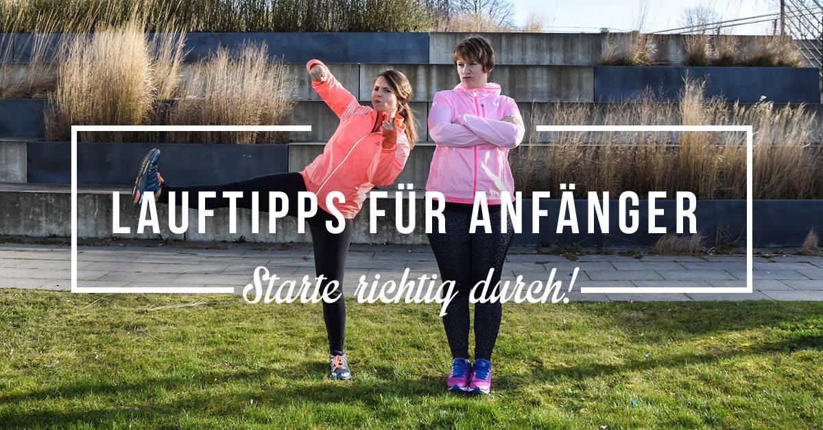 Laufen für Anfänger – Tipps