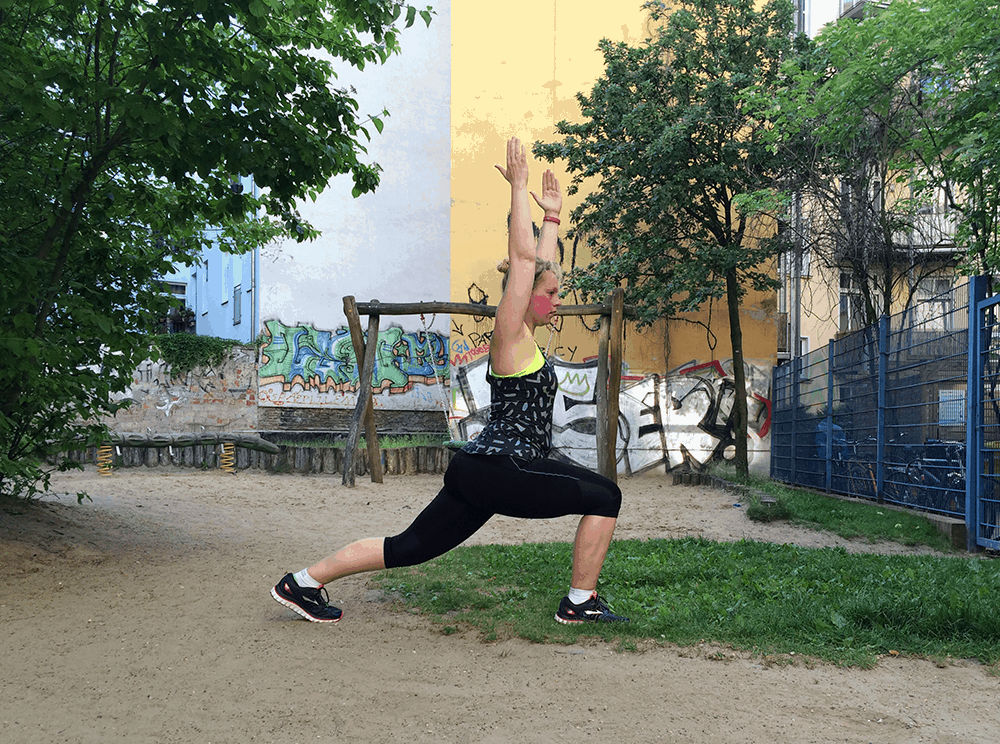 fruehsport_workout_ausfallschritt
