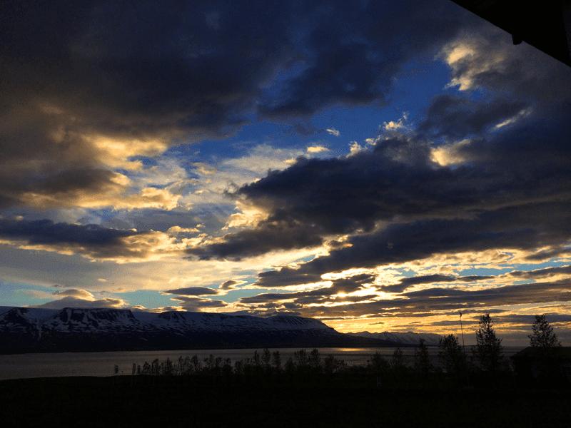 Reisetipps für Island: Mitternachtssonne