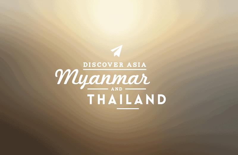 Reiseroute Südostasien
