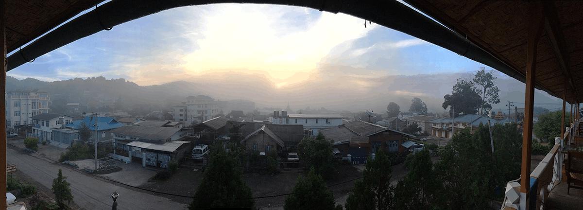 Hoteltipp in Kalaw
