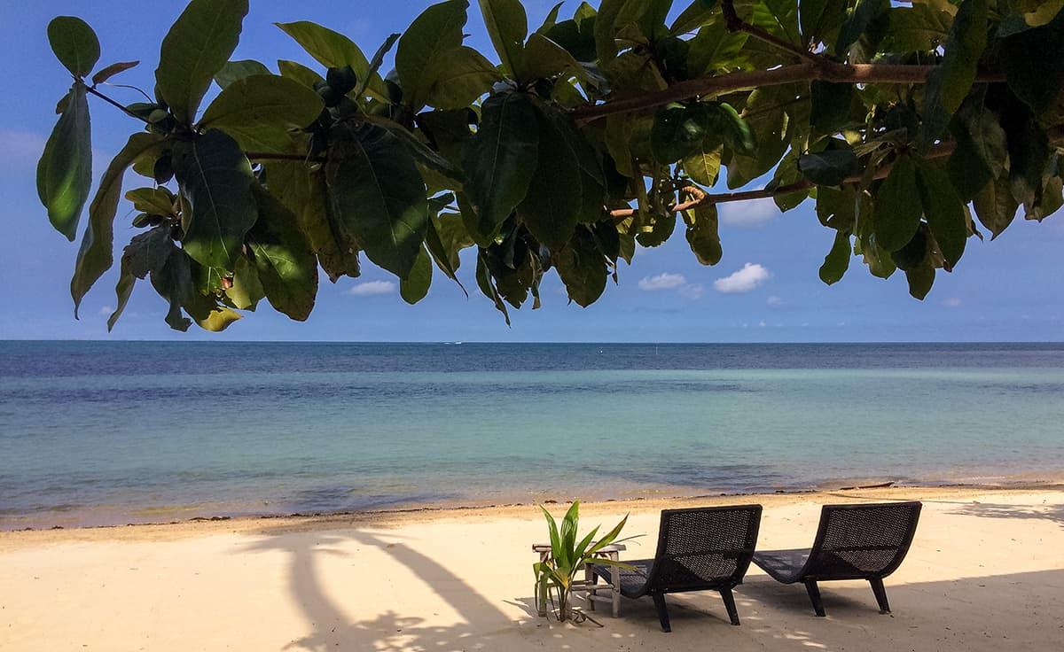 Strand Koh Phangan