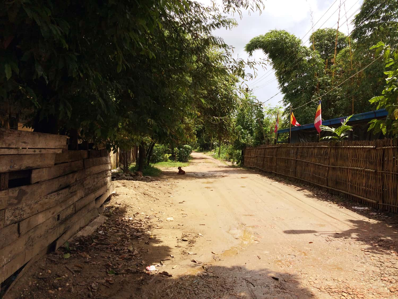 Vorort Yangon