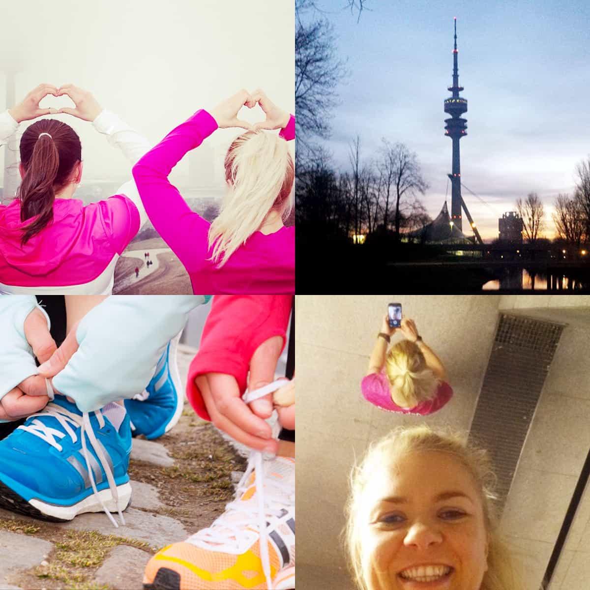 Bester deutscher Instagram Account Laufen von Run Munich Run