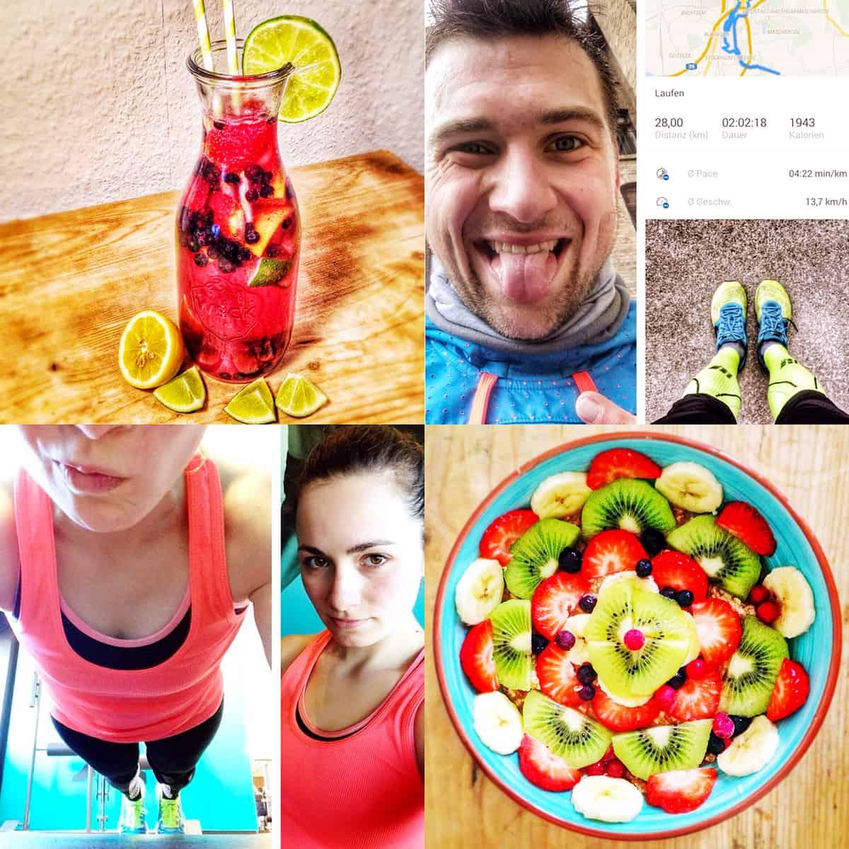 Bester deutscher Instagram Account Laufen von Run Skills