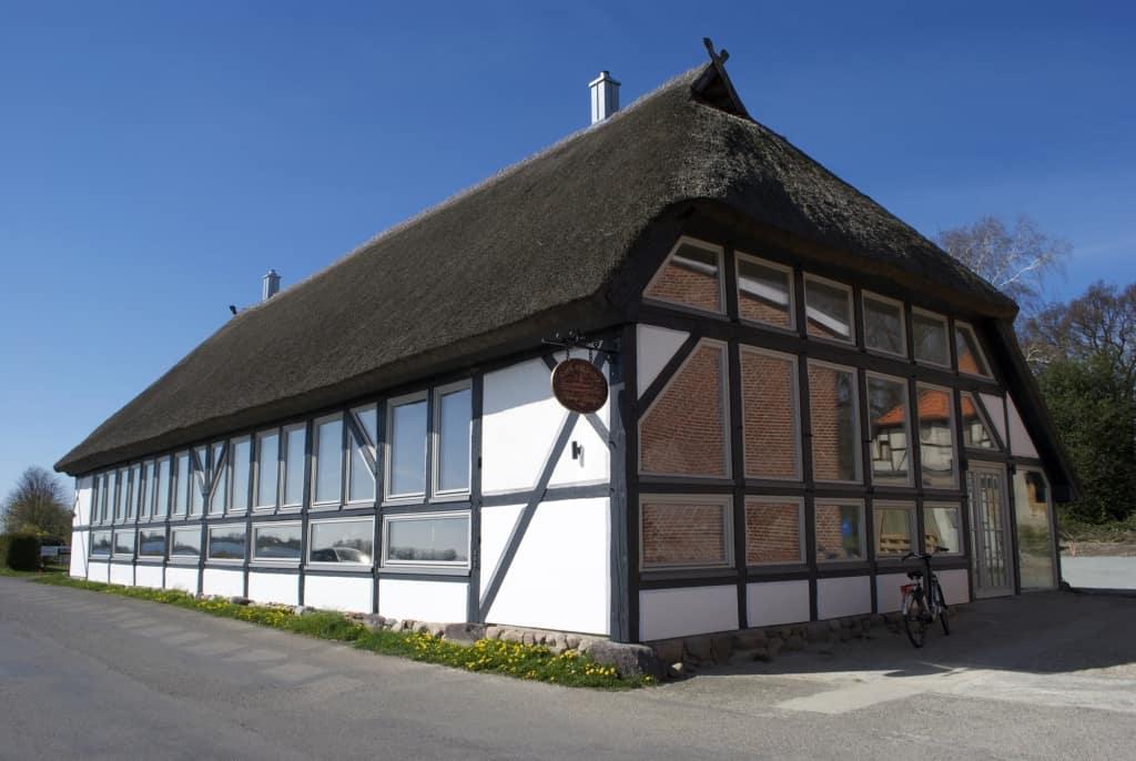 Café Ummanz von außen