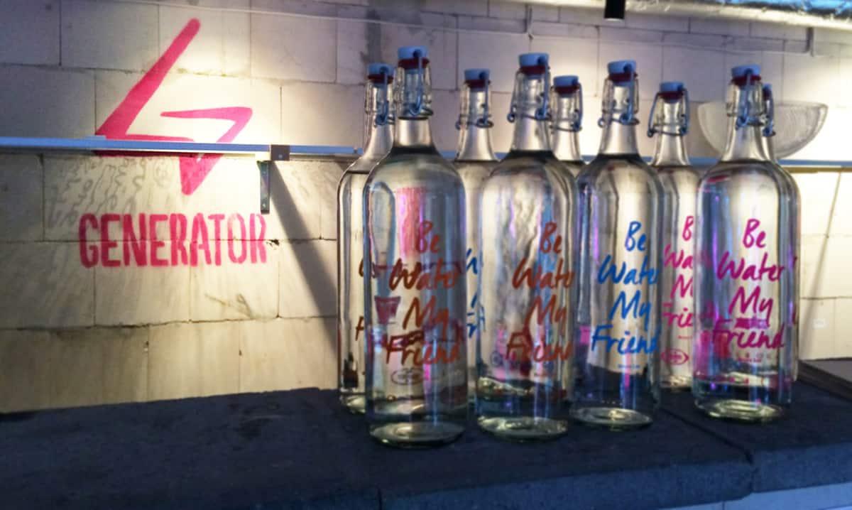 Bar beim somuchmore Holistic Day in Berlin