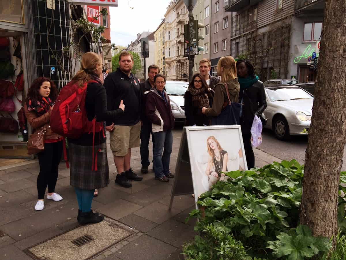 Free Walking Tour in Köln