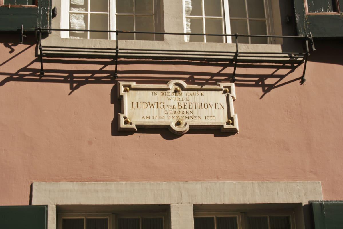 Geburtsthaus Ludwig von Beethoven