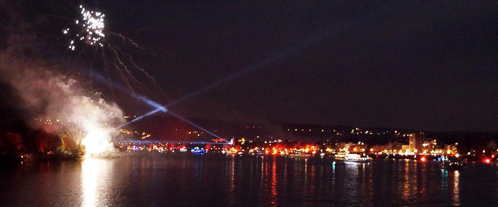 Rhein in Flammen 2015