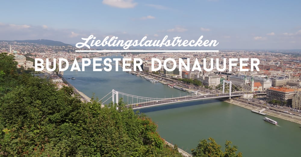Laufen in Budapest