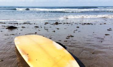 Surfen in Canggu