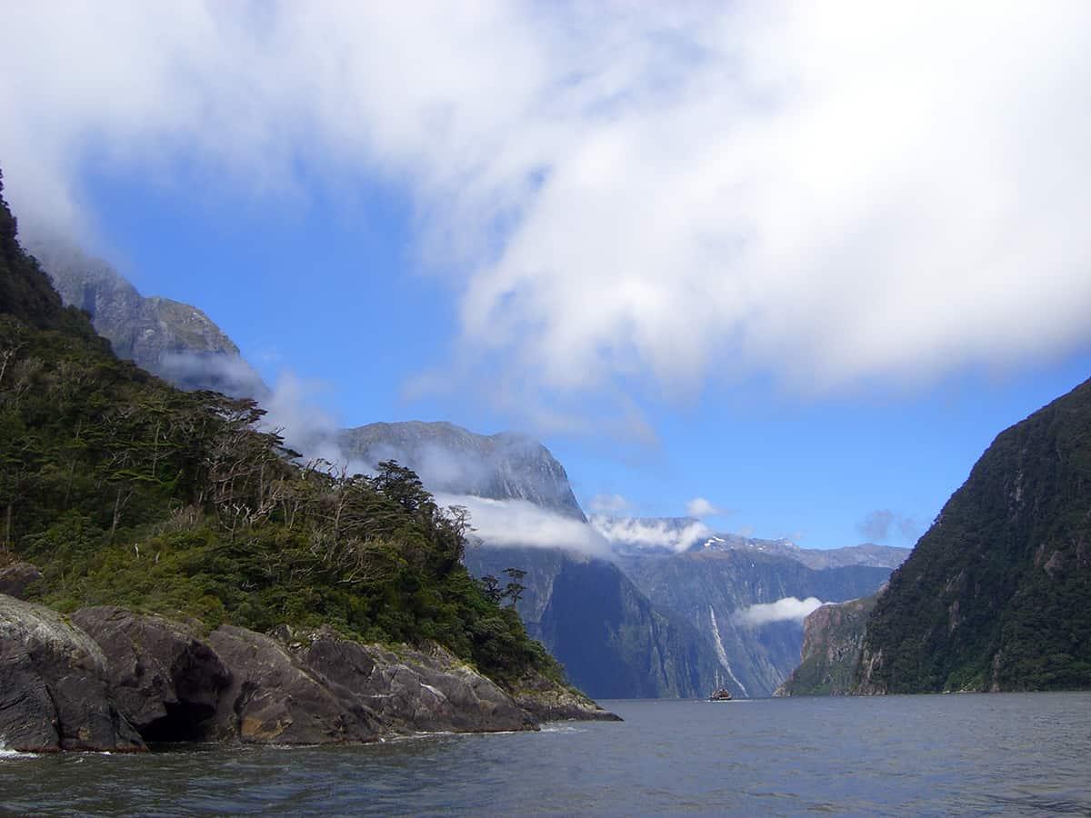 Neuseeland: Milford Sound
