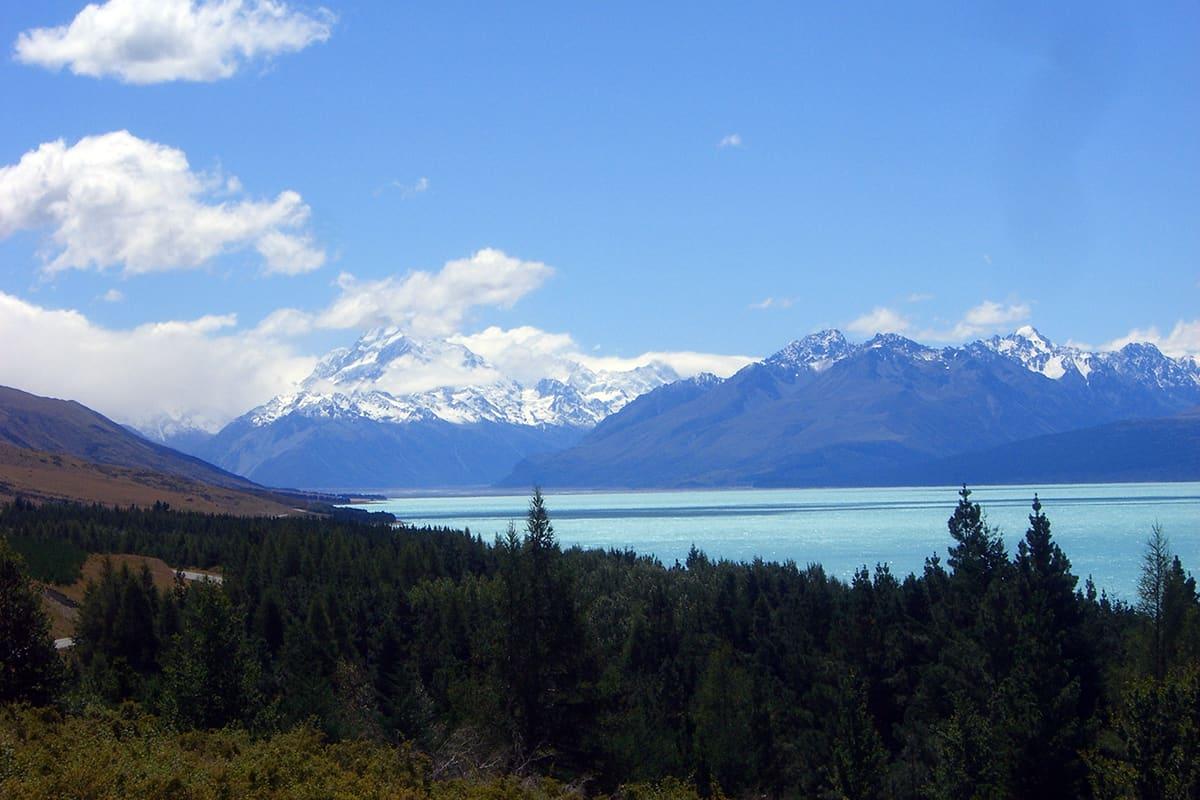 Neuseeland: Mount Cook