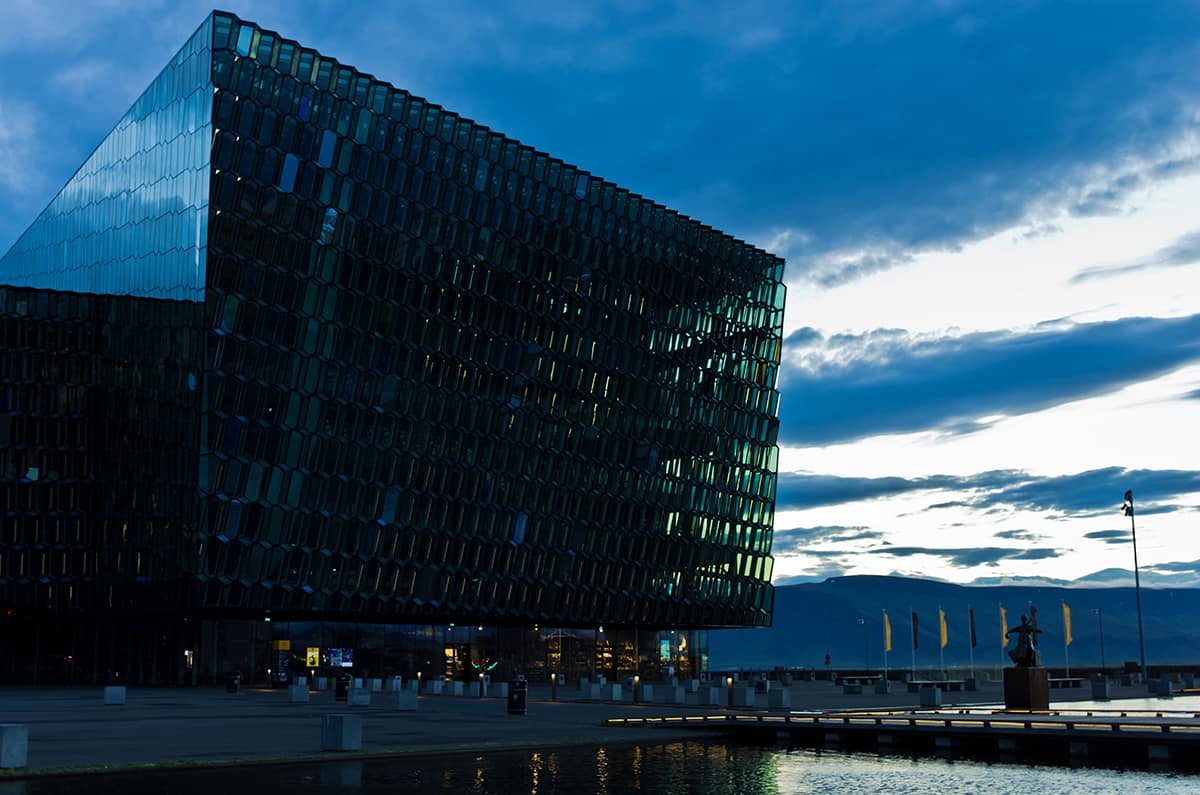 Harpa Concert House