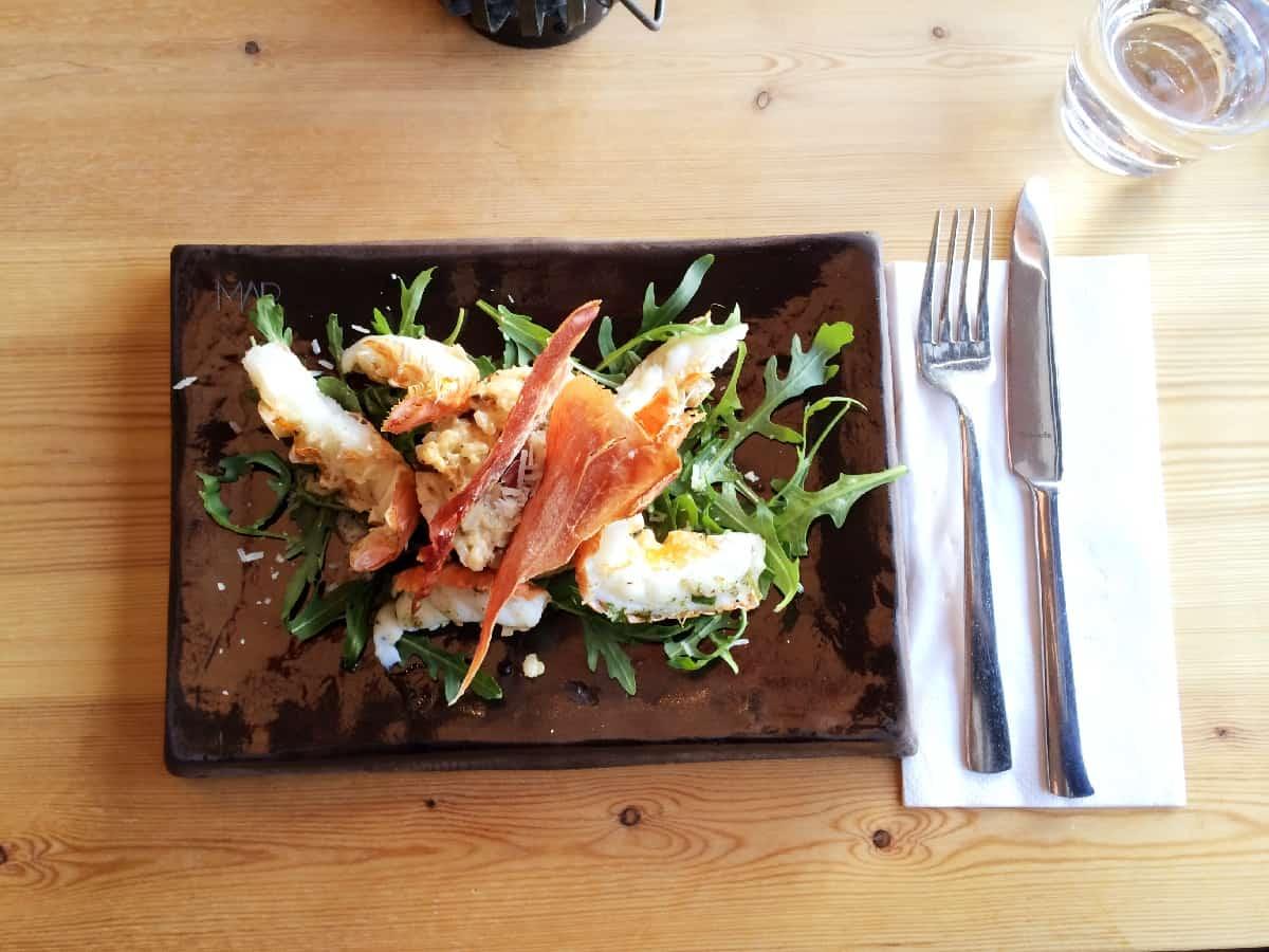 Restaurant MAR Reykajvik