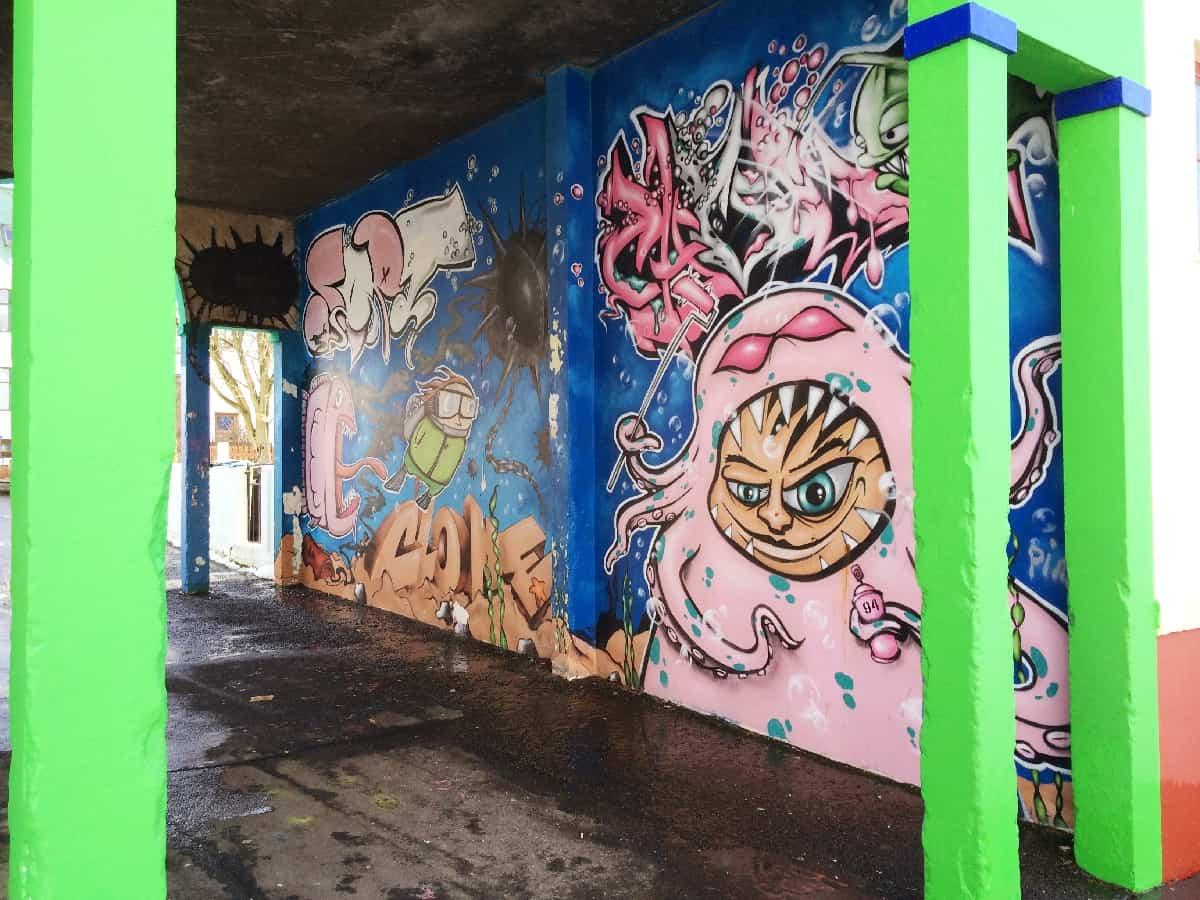Streetart Reykajvik