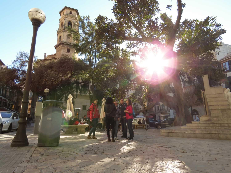 Stadtführung in Palma