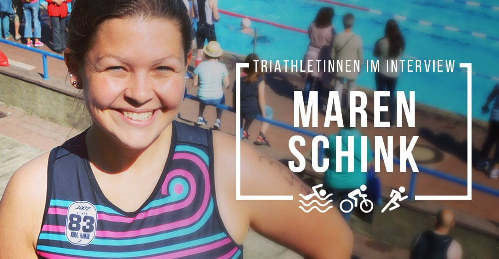 Triathletinnen im Interview: Maren Schink
