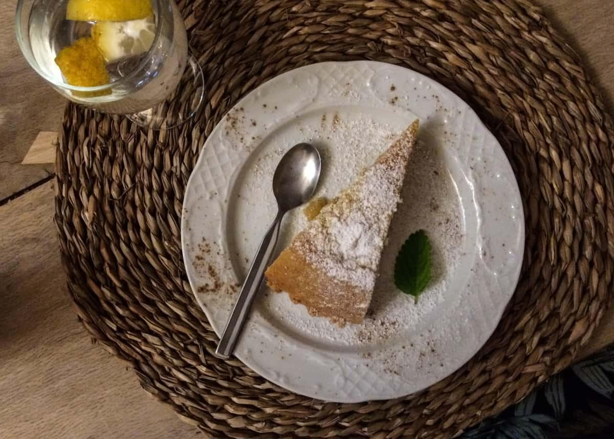 Mallorquinischer Mandelkuchen a la Belen