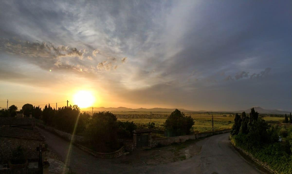 Guten Morgen, Mallorca!
