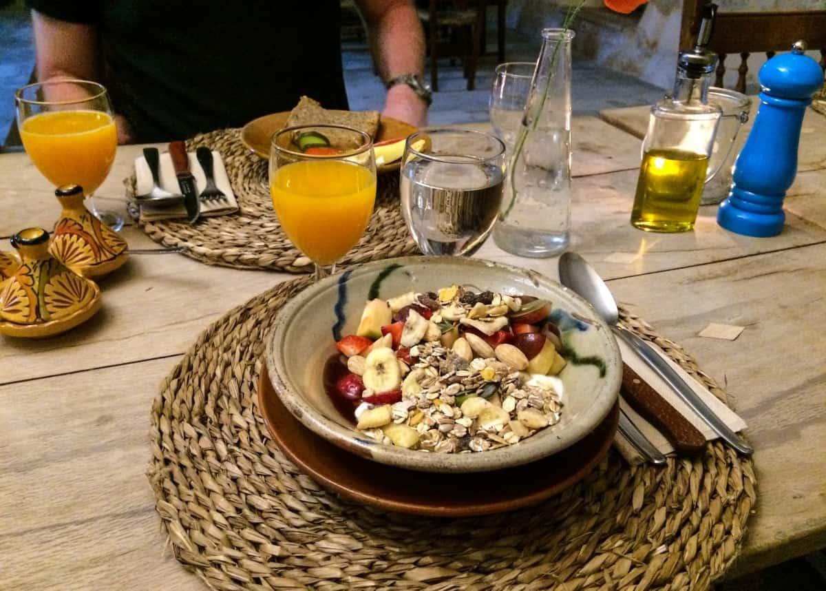 Frühstück Rittersaal