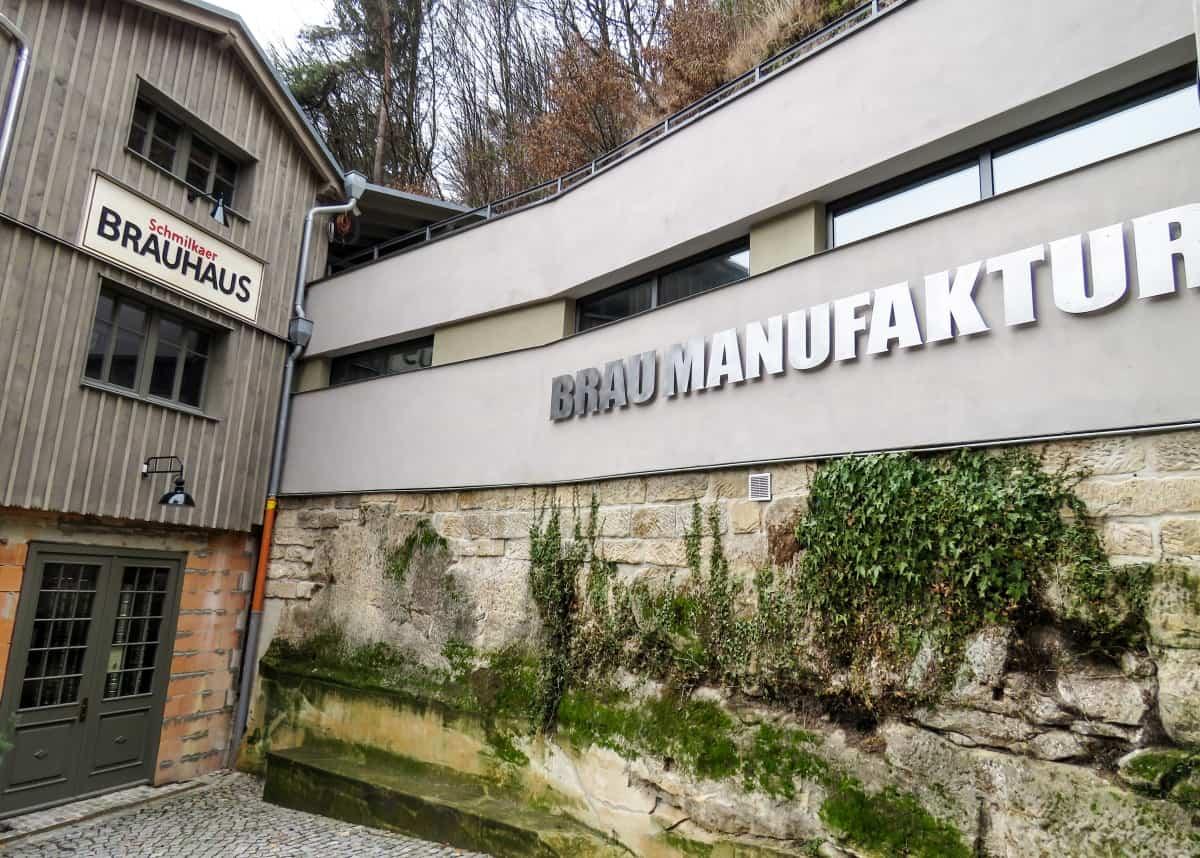 Bio-Brauerei Schmilka