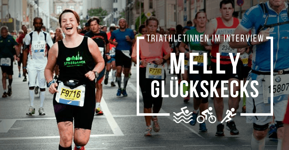 Triathletinnen im Interview: Melly Glückskecks