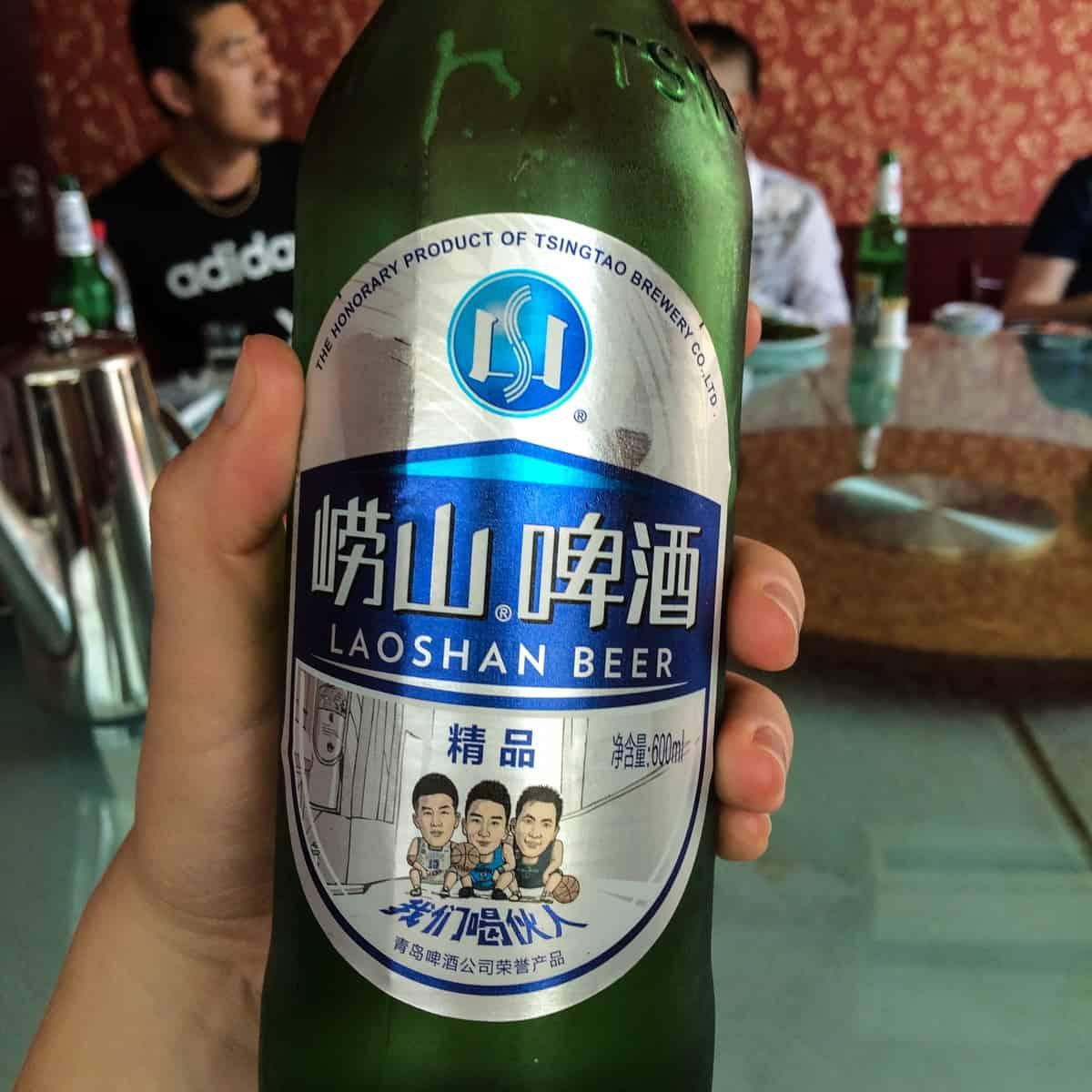 Reisetagebuch China: Qindao