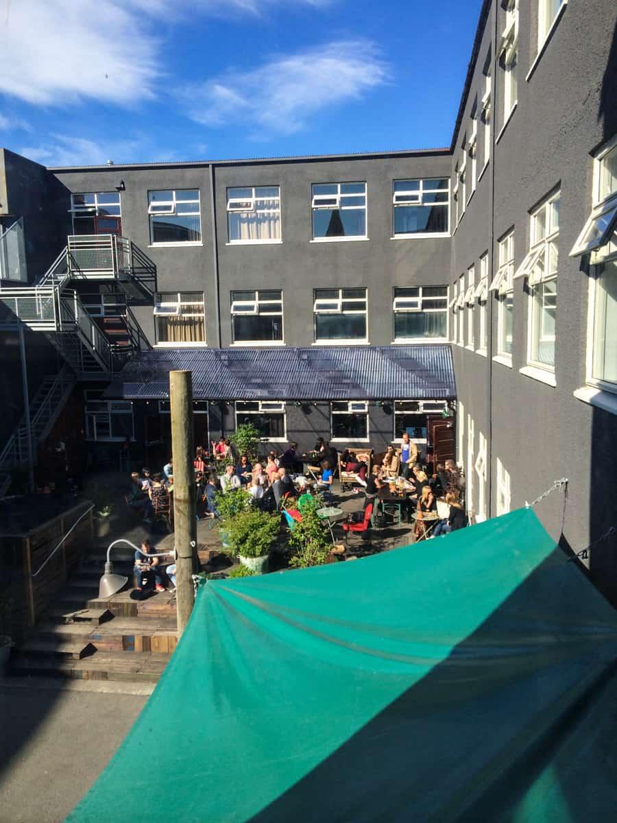 Hotel- und Übernachtungstipps in Reykjavik