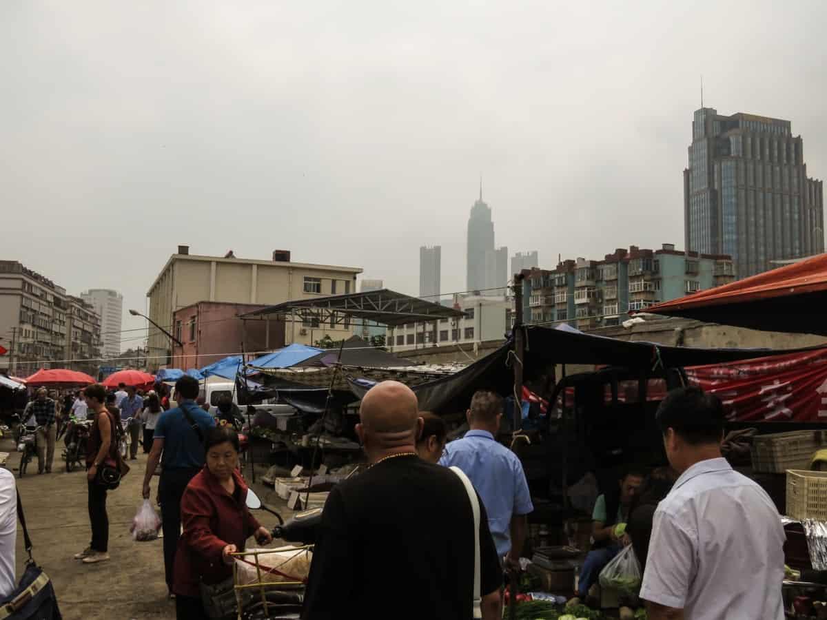 Markt Yantai