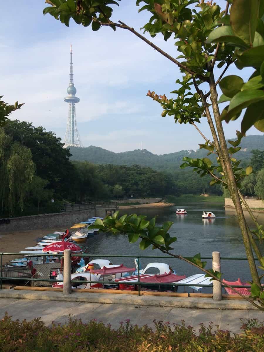 Qingdao Zhongshan Park