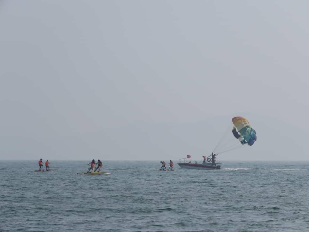 Beach Qingdao