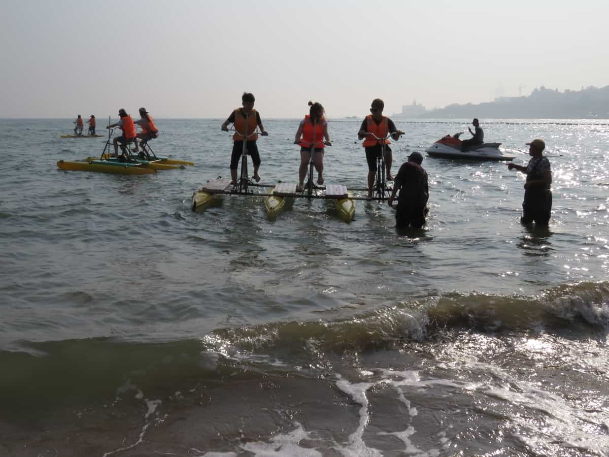 Beach in Quingdao