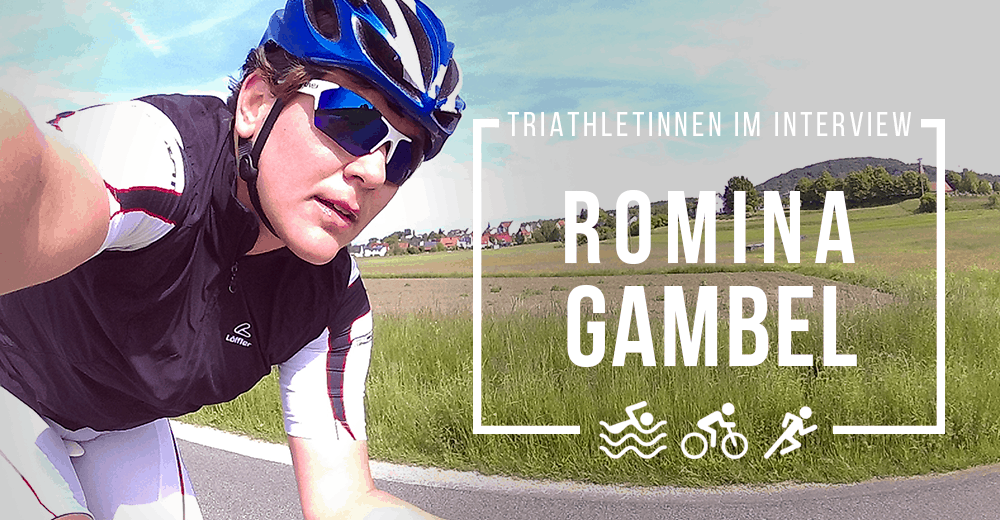 Triathletinnen im Interview: Romina Gabel