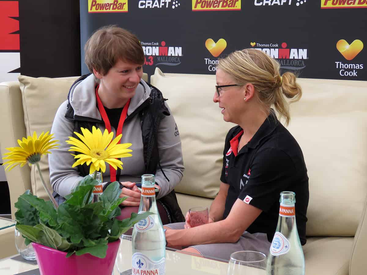 Triathletin Emma Pooley im Interview