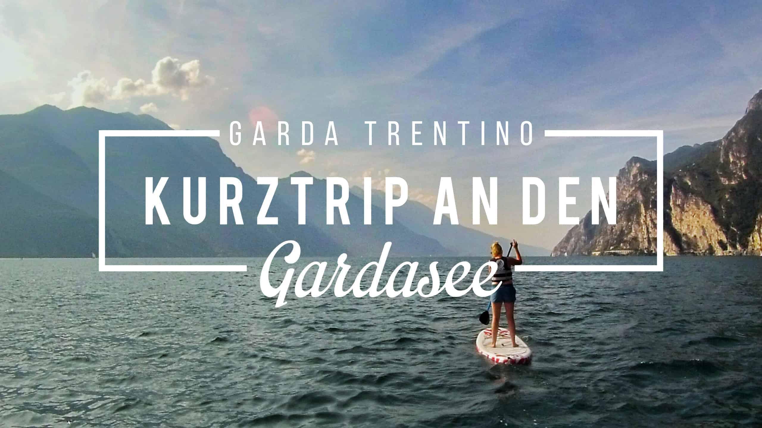 Outdoor-Aktivitäten am Gardasee