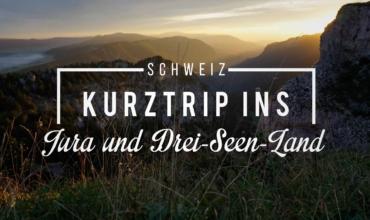 Sehenswürdigkeiten Jura und Drei-Seen-Land