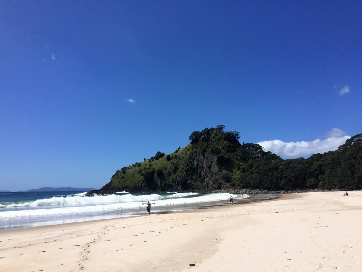 rundreise-neuseeland-coromandel-new-chums-beach-2