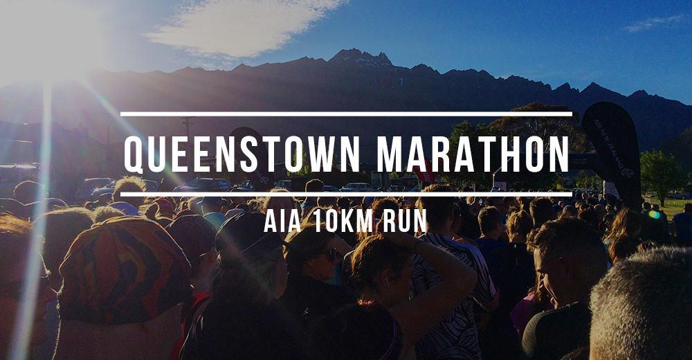 Rückblick: AIA 10 KM beim Queenstown Marathon 2016