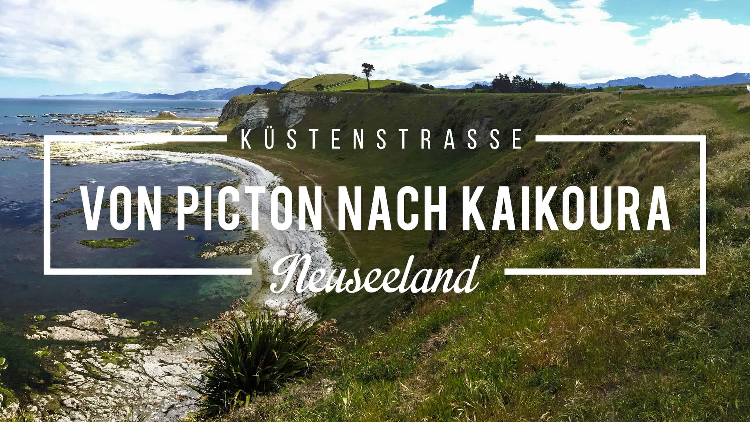 Von Picton nach Kaikoura – Unterwegs auf Neuseelands Südinsel
