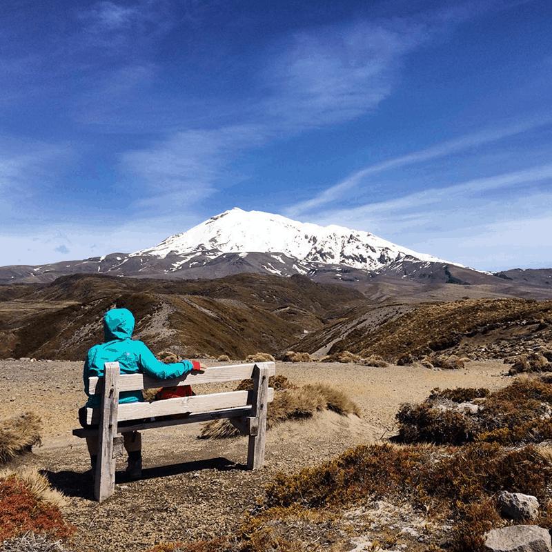 Wandern im Tongariro Nationalpark