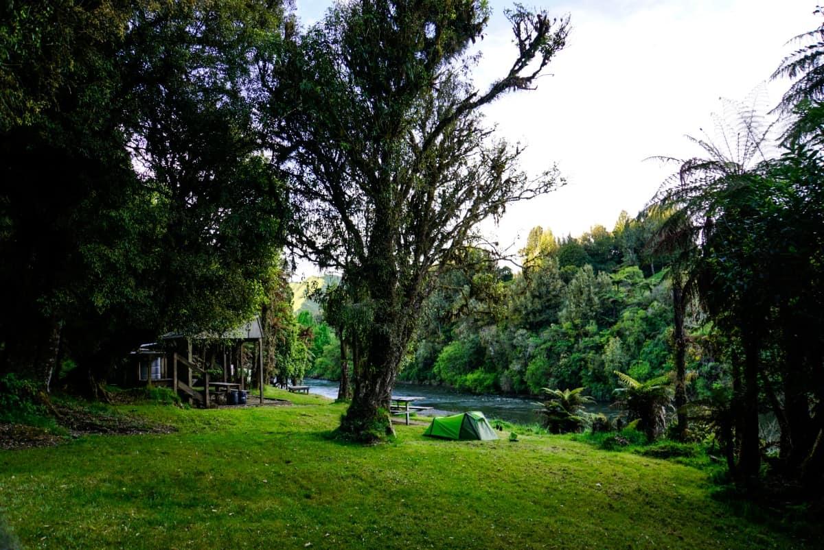 Campingplatz Poukaria